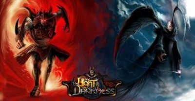 Бот для игры Light and Darkness